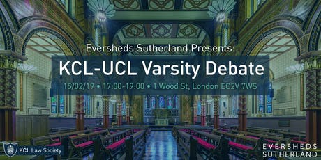 KCL Law Society Events | Eventbrite