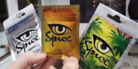 Novel Psychoactive Substances Including SPICE Training tickets
