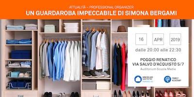 16/04/2019 Professional Organizer: Cambio di Stagione per un guardaroba perfetto - Poggio Renatico (FE)