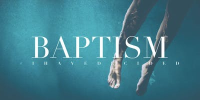 Baptism at Life Church Macungie