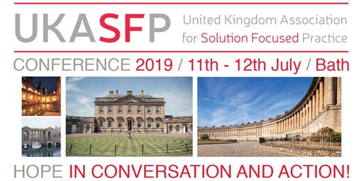 Hope in Conversation and Action - UKASFP Conference 2019