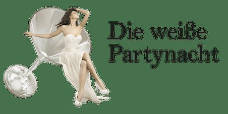 Die Weiße Partynacht im Landhaus Hubertus -FREITAG- Tickets