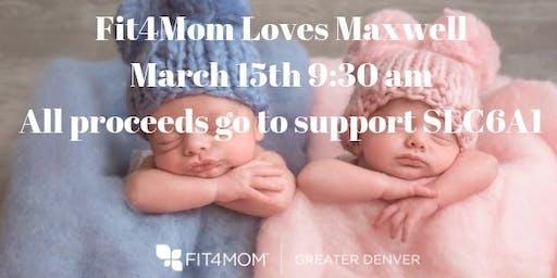Fit4Mom Loves Maxwell