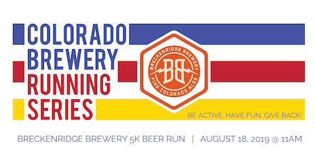 Beer Run - Breckenridge Brewery 5k - Colorado Brewery Running Series tickets