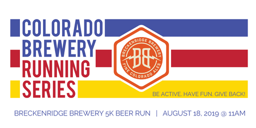 Beer Run - Breckenridge Brewery 5k - Colorado Brewery Running Series