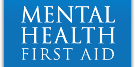 Adult Mental Health First Aid Training | Gwinnett Co.  tickets