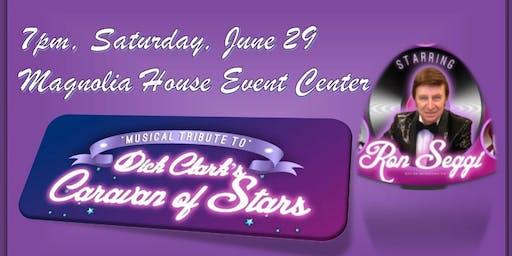 Ron Seggi - Dick Clark's Caravan of Stars Show and Dance