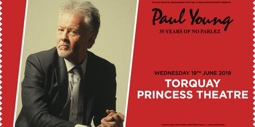 "Paul Young ""35 Years of No Parlez"" Pt 2 (Princess Theatre, Torquay)"