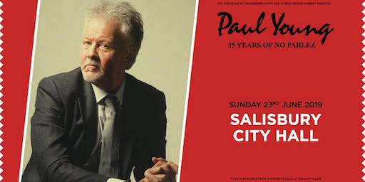 "Paul Young ""35 Years of No Parlez"" Pt 2 (City Hall, Salisbury)"