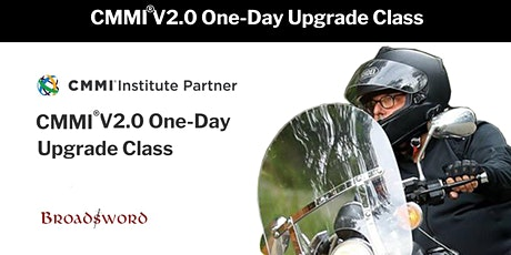 CMMI V2.0 ONE-DAY UPGRADE! tickets