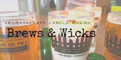 Brews & Wicks
