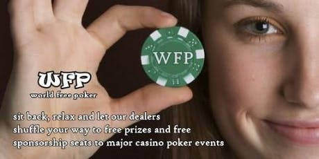 Free Live Poker Tuesday - Grande Saloon in Clifton - Free Prizes & More! tickets