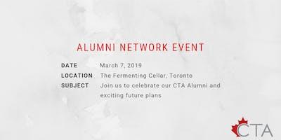 CTA Alumni Network Event