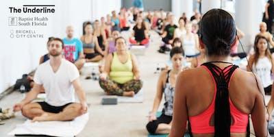 Underline FREE Yoga Chakra Series: The Throat Session