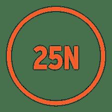 25N Coworking logo
