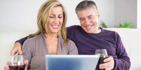Digital Wine Marketing Webinar: Social Media  tickets