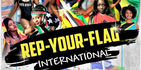 Rep Your Flag International  tickets