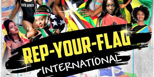 Rep Your Flag International