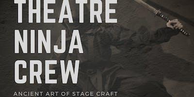 Theatre Ninja Crew Camp