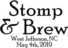 Stomp and Brew Events logo