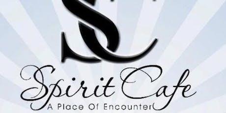 SPIRIT CAFE tickets