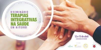 II Seminário de Terapias Integrativas na Saúde - A Arte de Cuidar