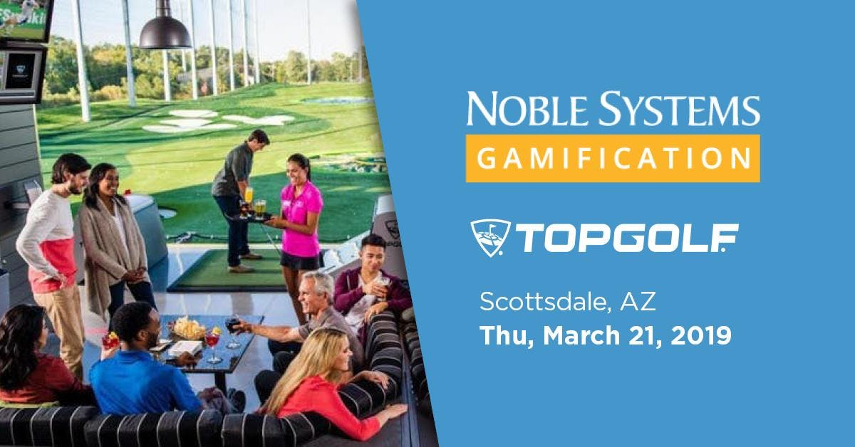 Noble Gamification & Topgolf