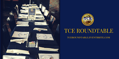 "TCE Network's  High-Touch/Hi-Tech"" RoundTable Networking Dinner (Career & Entrepreneurial Professionals)"