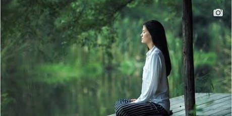 Saturday Morning Mastering Meditation Classes at The Mansion tickets