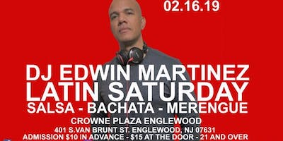 Latin Saturday at Crowne Plaza Englewood