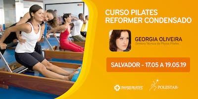 Curso de Reformer Condensado - Physio Pilates Polestar - Salvador
