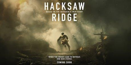 Hacksaw Ridge Outdoor Cinema Cambridge American Cemetery tickets