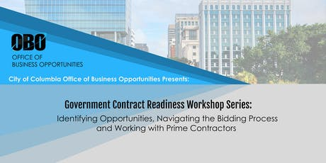CITY OF COLUMBIA - OFFICE OF BUSINESS OPPORTUNITIES Events