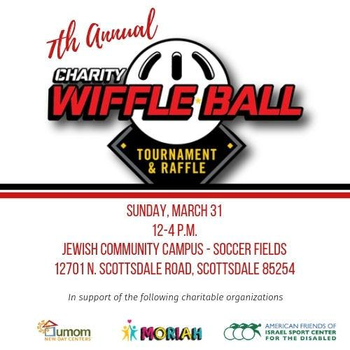 Charity Wiffle Ball Tournament and Raffle
