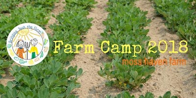 2019 Moss Haven Farm Summer Know & Grow Camp June 10-14