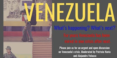 VENEZUELA: What's happening? What's next?
