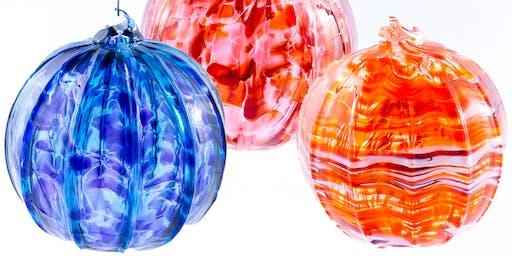 Glass Blowing: Ornament Workshop | 2019