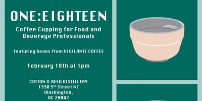 One to Eighteen: Coffee Cupping for Food & Beverage Professionals