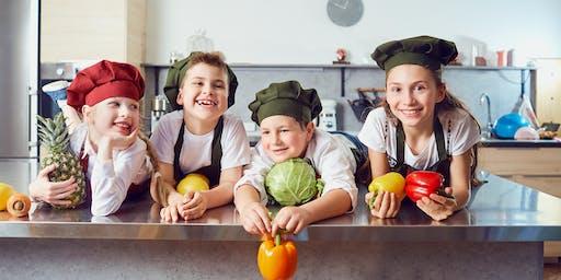 Saturday Kids Cooking Classes