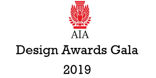 AIA Design Awards Gala Sponsorship