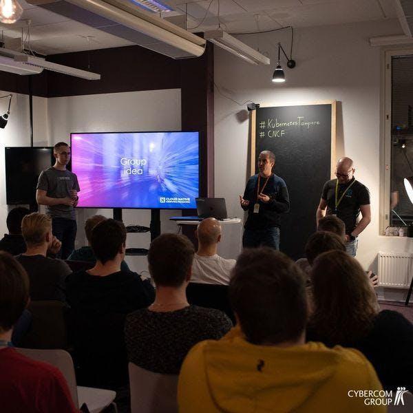 Kubernetes 101 Hands-On Workshop -- Helsinki