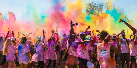 Trojan Fit 5K Color Run tickets