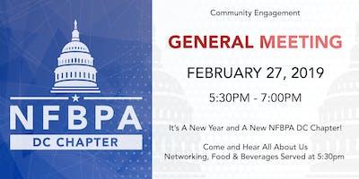 NFBPA Monthly General Meeting
