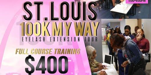 100k My Way; St.Louis