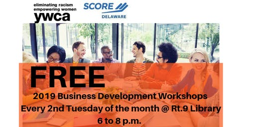 FREE 2019 Business Development Workshops