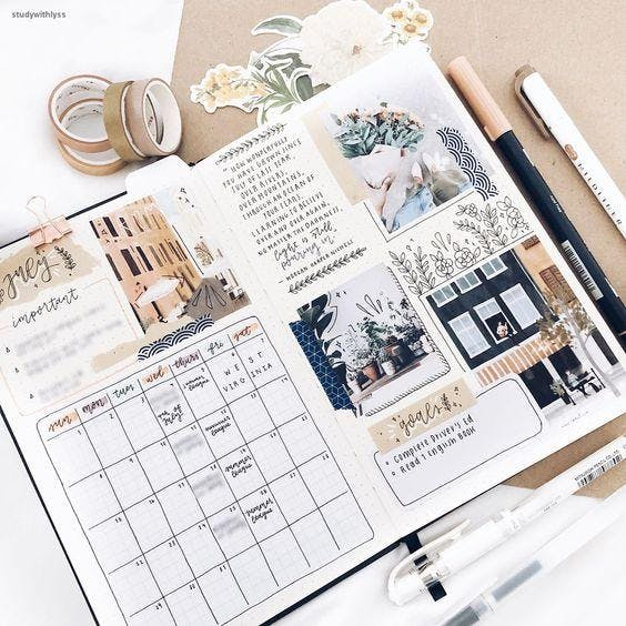 Bullet Journaling for the Curious