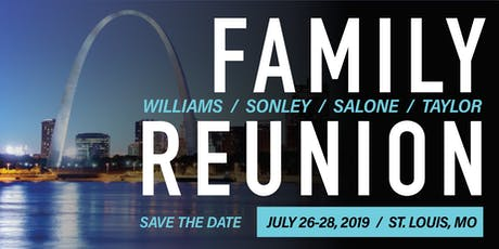 2019 Williams Sonley Salone Taylor Family Reunion tickets
