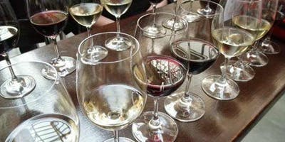 Tour of France - Wine Tasting & Class