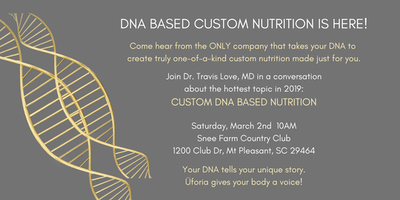 DNA Custom Nutrition is Here!
