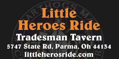 Little Heroes Ride 2019 tickets